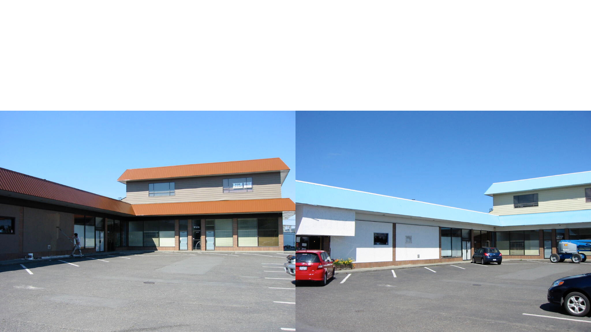 exterior painting nanaimo commercial