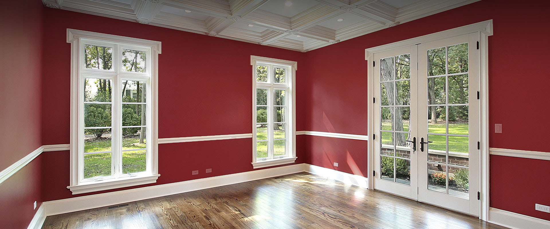 Professional interior painting in Nanaimo BC